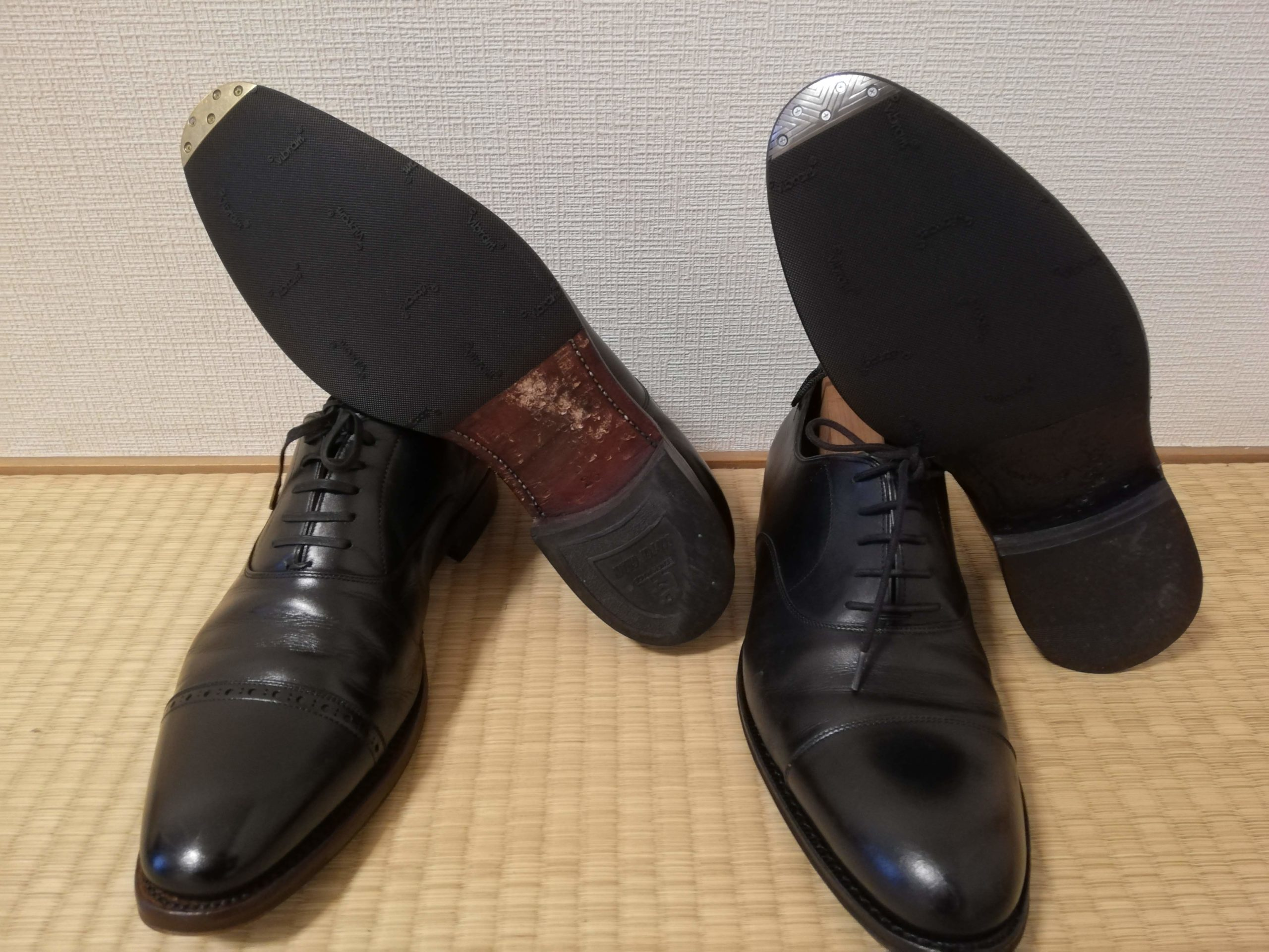 革靴を長く大事に10年以上履き続ける方法【永久保存版】