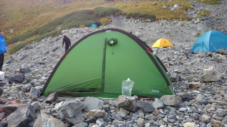 【登山】テント軽量化のススメ【おすすめ】【クロスオーバードーム】
